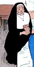 Daredevil Vol 1 230 page 01 Margaret Murdock (Earth-616)