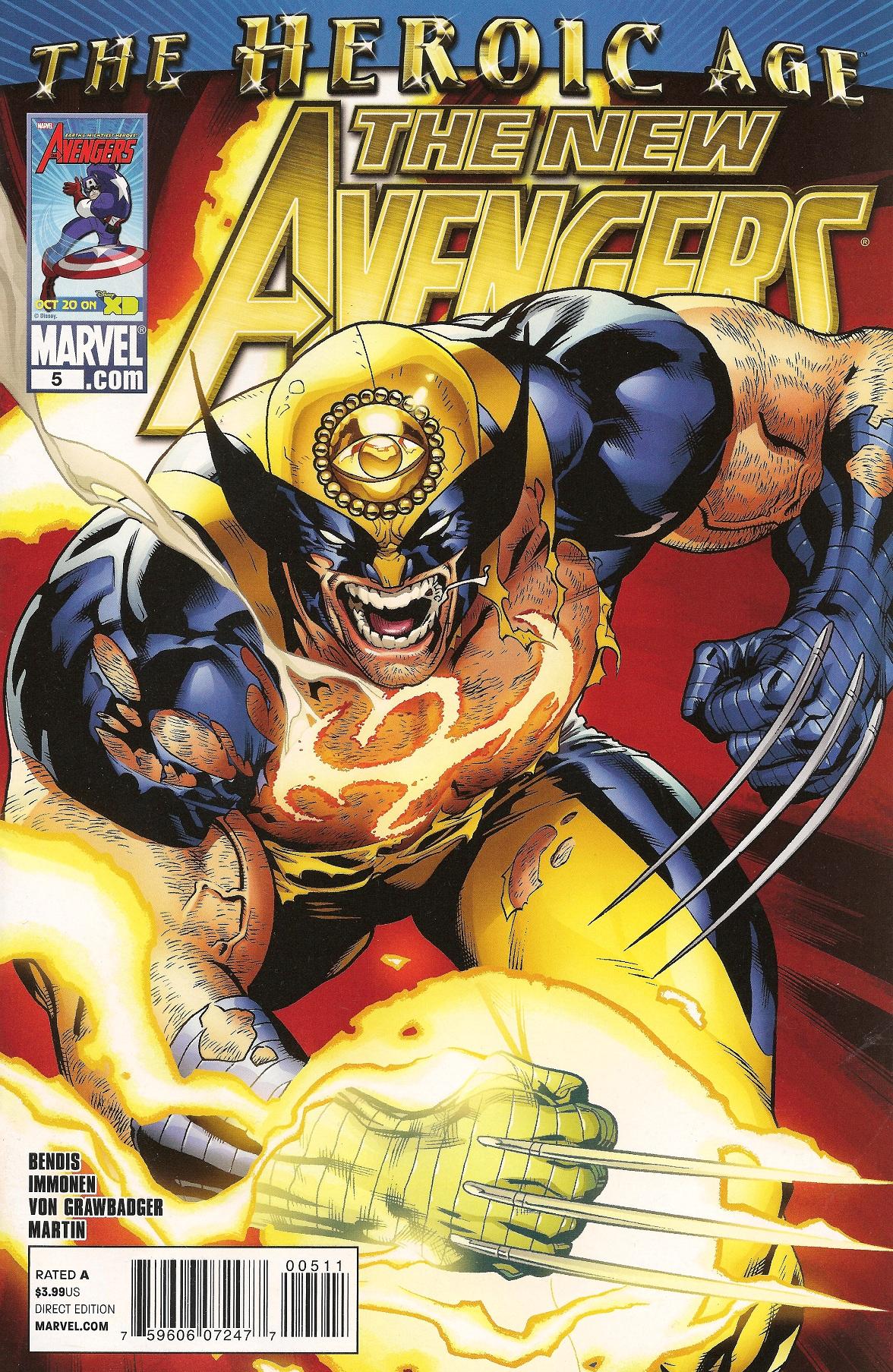 Resultado de imagen para New Avengers