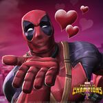 Wade Wilson (Earth-TRN517) from Marvel Contest of Champions 001