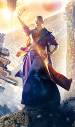Ancient One (Earth-199999) from Doctor Strange (film) 001