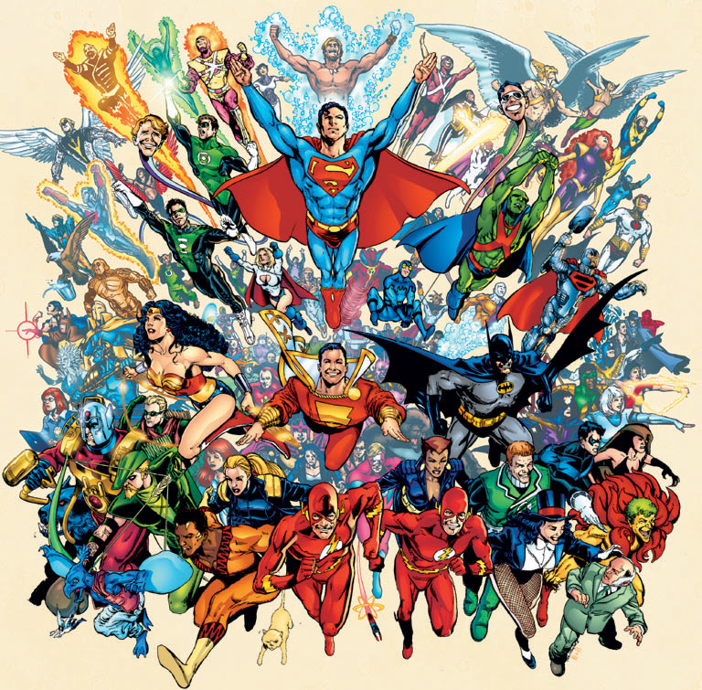 I Love Dc Comics : Dc universe marvel database fandom powered by wikia
