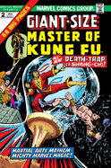 Giant-Size Master of Kung Fu Vol 1 2