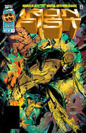 Iron Fist Vol 2 1