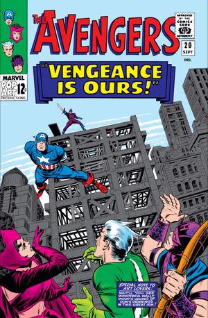 Avengers Vol 1 20
