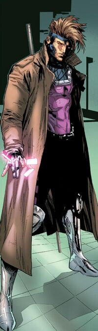 Gambit (Remy LeBeau)