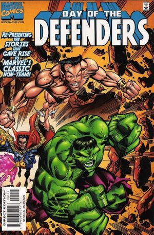 Day of the Defenders Vol 1 1