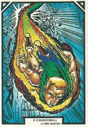 Samuel Guthrie (Earth-616) from Arthur Adams Trading Card Set 0001
