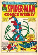 Spider-Man Comics Weekly Vol 1 19