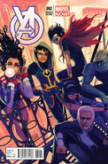 Young Avengers Vol 2 2 Stephanie Hans Variant