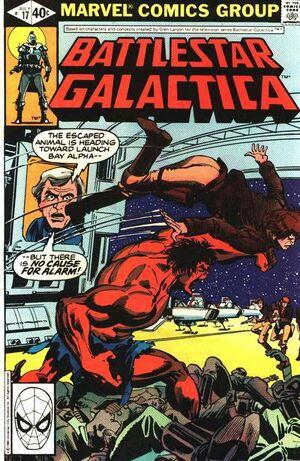 Battlestar Galactica Vol 1 17