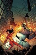 Spider-Island Spider-Woman Vol 1 1 Textless