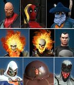 Thunderbolts (Earth-TRN258) from Marvel Heroes (video game) 001