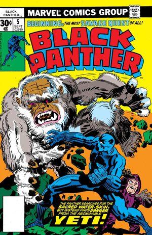 Black Panther Vol 1 5