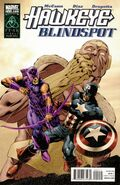 Hawkeye Blind Spot Vol 1 2