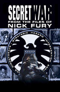Secret War From The Files of Nick Fury
