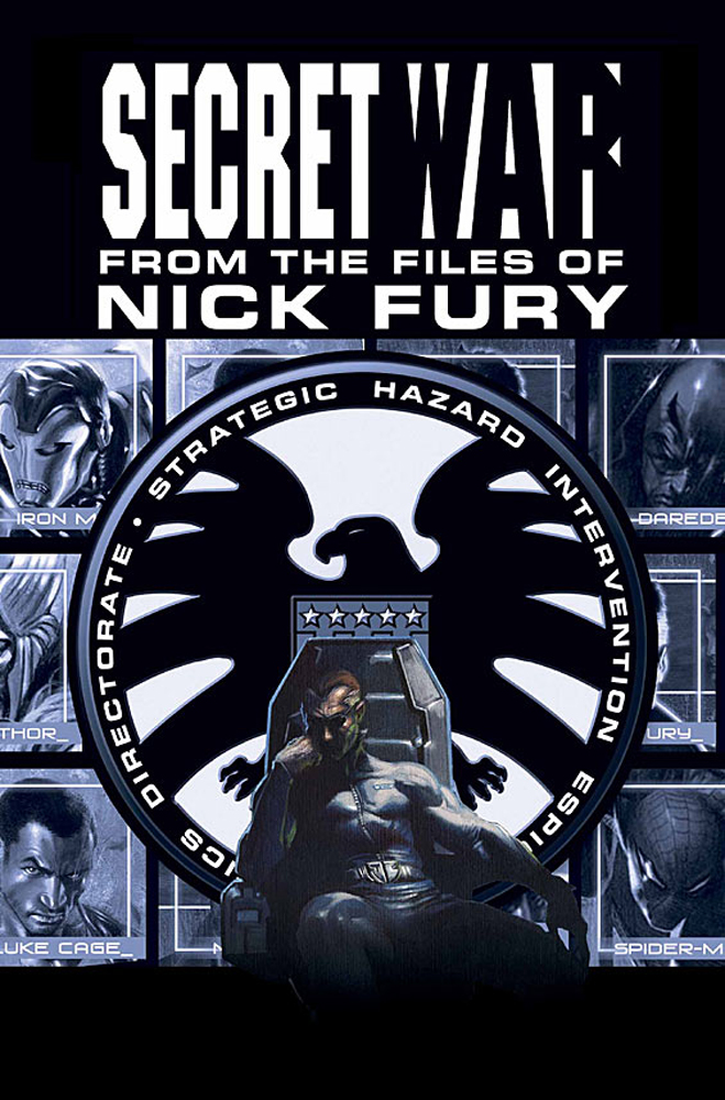 Secret War: From the Files of Nick Fury Vol 1 1   Marvel