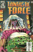 Fantastic Force Vol 1 16
