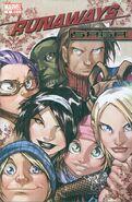 Runaways Saga Vol 1 1