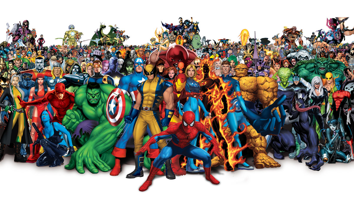 Resultado de imagem para marvel comics