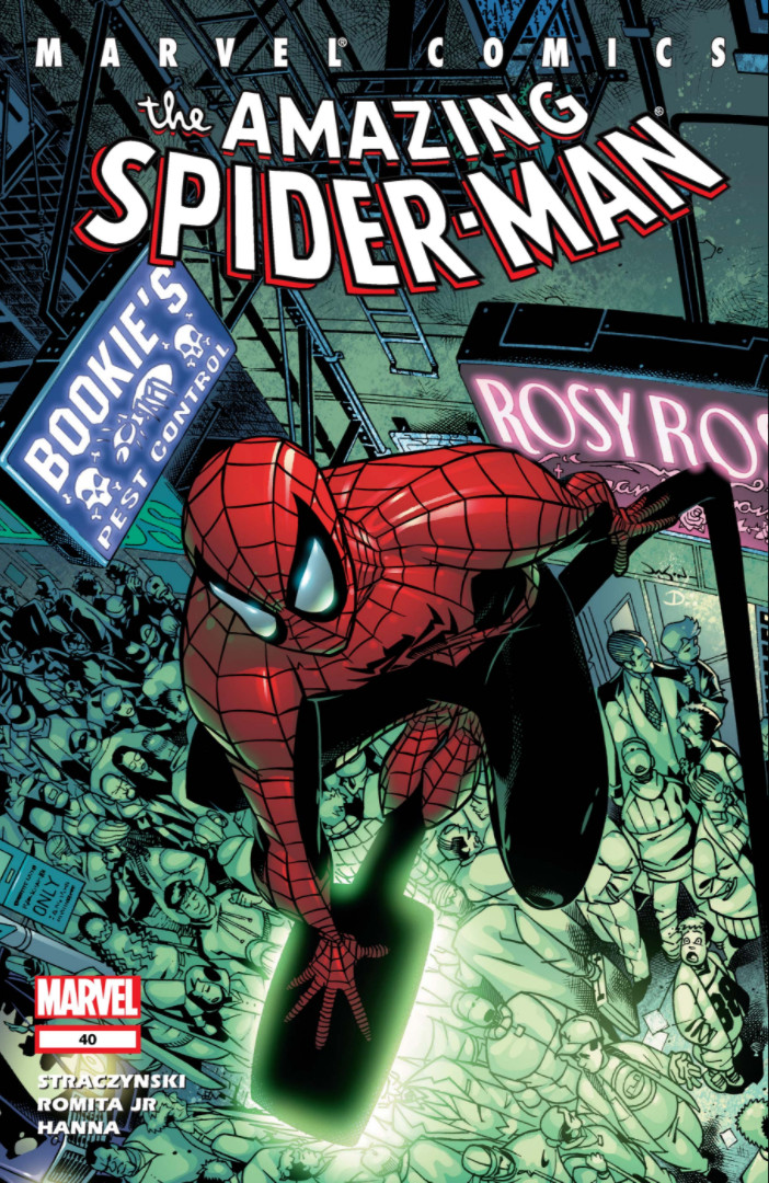 Amazing Spider-Man Vol 2 40