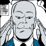 Dmitri Smerdyakov (Earth-77013) Spider-Man Newspaper Strips