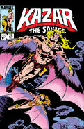 Ka-Zar the Savage Vol 1 28