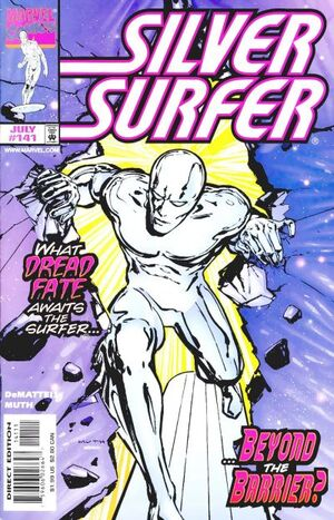 Silver Surfer Vol 3 141