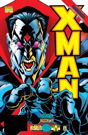 X-Man Vol 1 19