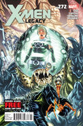 X-Men Legacy Vol 1 272