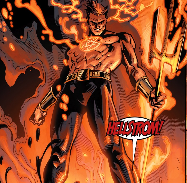 Image result for Daimon Hellstrom