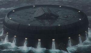 Raft (Earth-199999) from Captain America Civil War 001