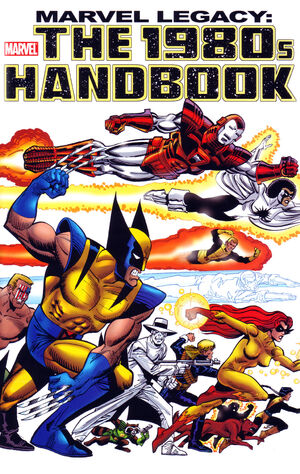 Marvel Legacy The 1980s Handbook Vol 1 1