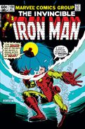 Iron Man Vol 1 158