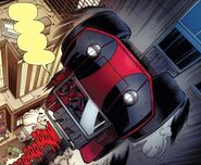 Spider-Mobile from Spider-Man1Deadpool Vol 1 2 001