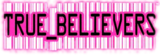 True Believers (2008) Logo