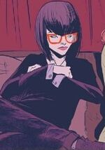 Elizabeth Brant (Earth-65) from Spider-Gwen Vol 1 1 001