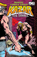 Ka-Zar the Savage Vol 1 19