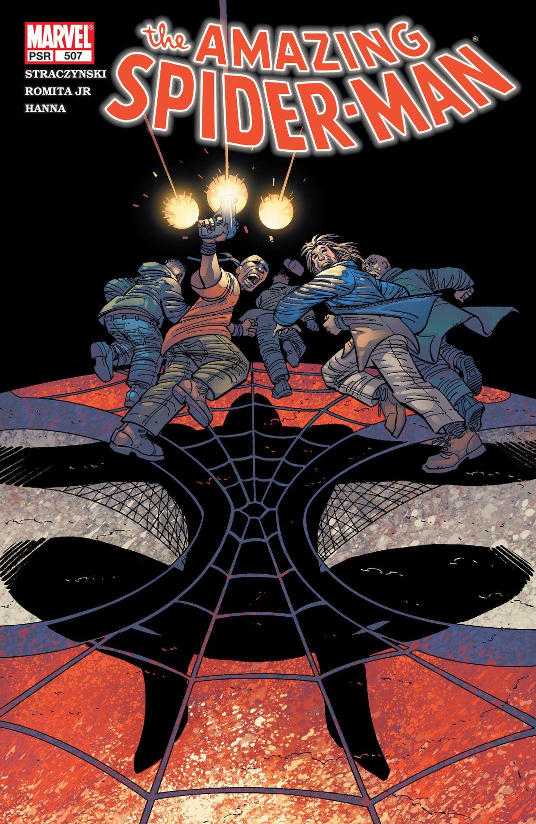 Amazing Spider-Man Vol 1 507
