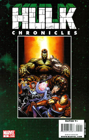 Hulk Chronicles WWH Vol 1 5
