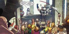 Secret Warriors Vol 1 10 Page 22-23