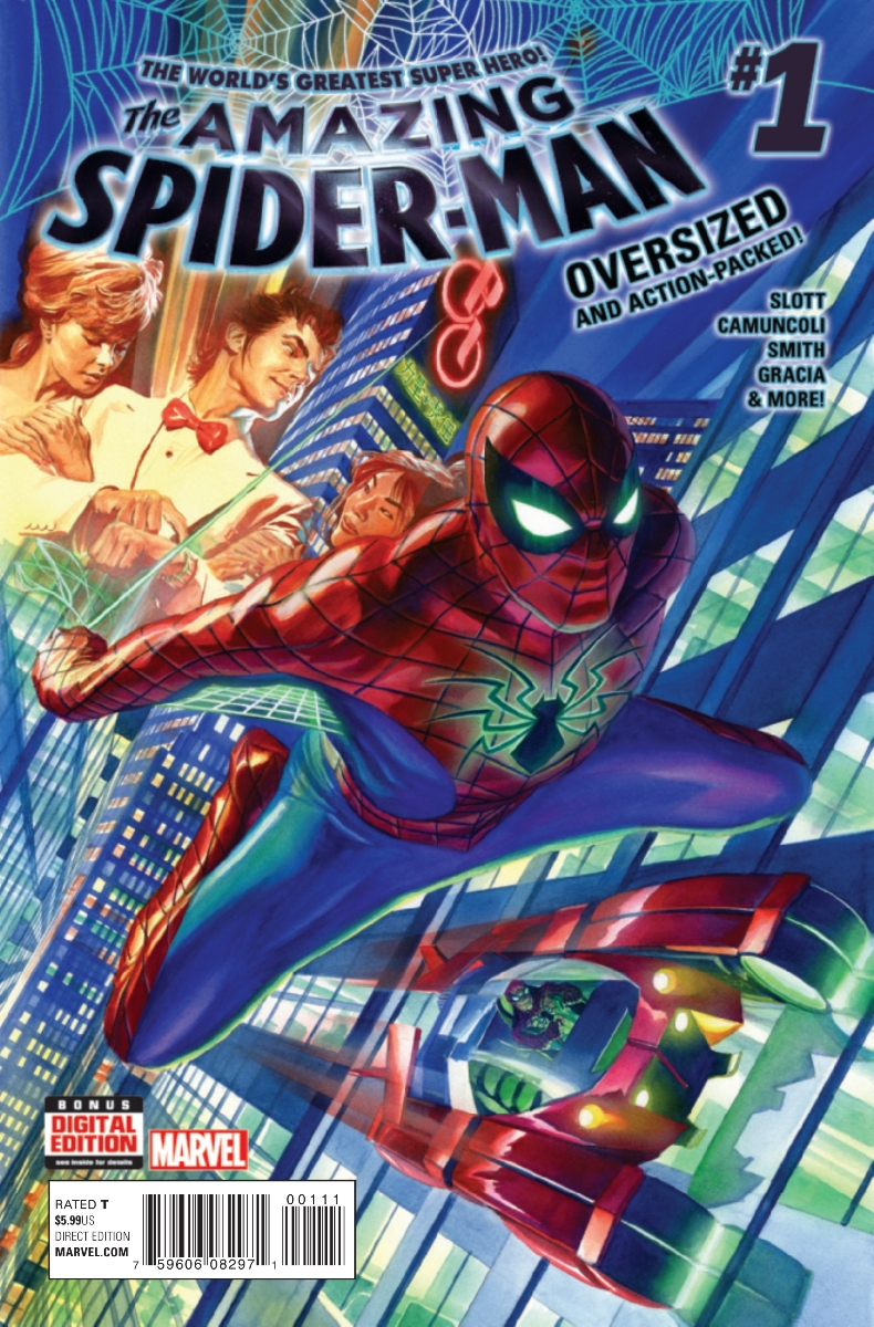 4 1 My Fall Uniform: Amazing Spider-Man Vol 4 1