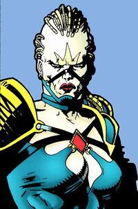 Commander Cypher (Earth-616) Sabretooth and Mystique Vol 1 2
