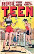 Teen Comics Vol 1 22