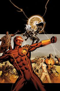 Uncanny X-Men Vol 2 1 Textless