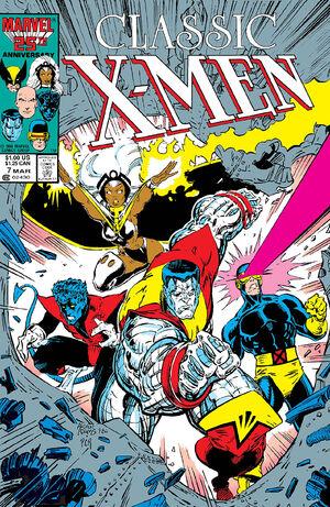 Classic X-Men Vol 1 7