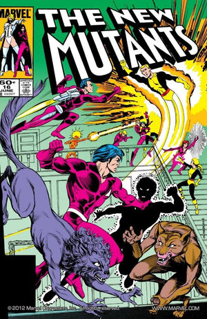 New Mutants Vol 1 16