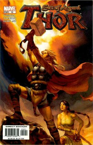 Thor Son of Asgard Vol 1 12