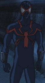 Peter Parker (Earth-TRN577) from Ultimate Spider-Man Season 4 16 001