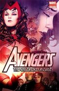 Avengers The Children's Crusade Vol 1 1 Second Printing Variant