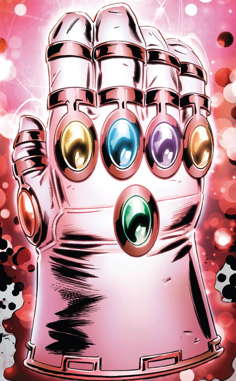 Infinity Gauntlet Item Marvel Database Fandom